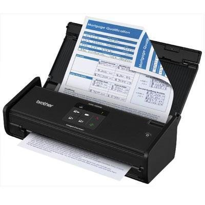 Best brother printer ads1000w compact color desktop for Best duplex document scanner